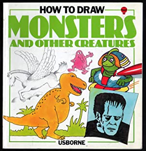 How to Draw Monsters and Other Creatures: Cheryl Evans -