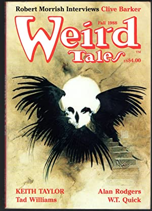 Weird Tales Number 292, Vol 50, No: George H. Scithers,