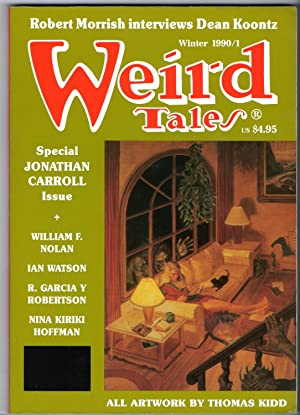 Weird Tales Number 299 Vol 52, No: George H. Scithers,
