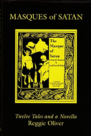 Masques of Satan: Twelve Tales and a Novella