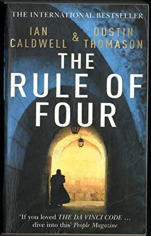 The Rule of Four: Ian Caldwell and