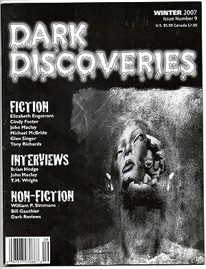 Dark Discoveries Issue 9, Winter 2007: James R. Beach