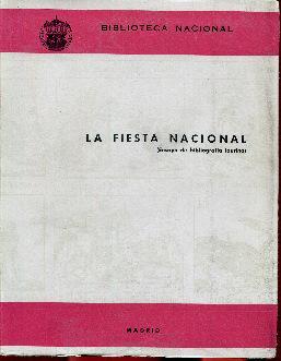 La fiesta nacional (Ensayo de bibliografía taurina): Equipo editorial