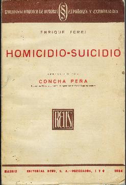 Homicidio-Suicidio: Ferri, Enrique