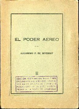 El poder aéreo: Seversky, Alejandro P. De