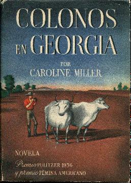 Colonos en Georgia: Miller, Caroline