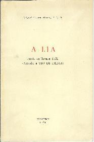 A LIA. Poesía en llengua d'ella. (Apendix: Colom Mateu, Miguel.