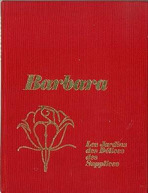 Barbara, tome II: Bernard Montorgueil
