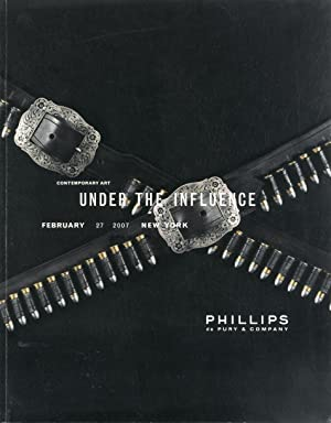 Contemporary Art: Under the Influence II. february 27, 2006
