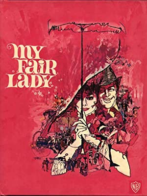 My Fair Lady Movie Book: Warner Brothers