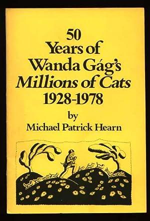 50 Years of Wanda Gag's Millions of: Hearn, Michael Patrick