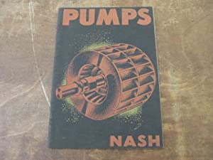 Nash Pumps Catalog: The Nash Engineering Co.