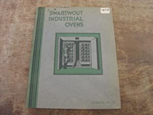 Swartwout Industrial Ovens and Accessory Equipment Catalog: The Foundry Equipment
