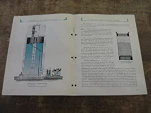"""Graver Type """"K"""" Water Softener: Construction and Operation: William Graver Tank Works, ..."""