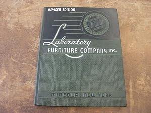 Catalog and Manual. Scientific Laboratory Furniture and: Laboratory Furniture Company,