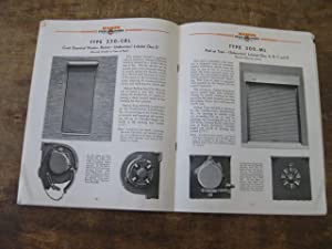 Mahon Rolling Steel Doors and Shutters: A. I. A. File No. 16-D-1: The R. C. Mahon Company