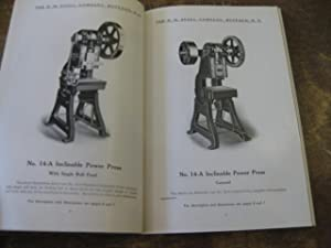 The D.H. Stoll Company: Manufacturers of Presses, Shears, and other Sheet Metal Working Machinery. ...