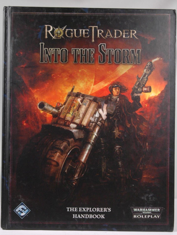 ROGUE TRADER Into the Storm - Fantasy Flight Games
