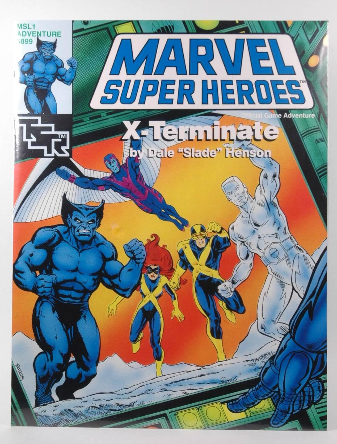 X-Terminate (Marvel Super Heroes Module MSL1) - Henson, Dale