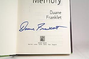 Bad Memory: Franklet, Duane