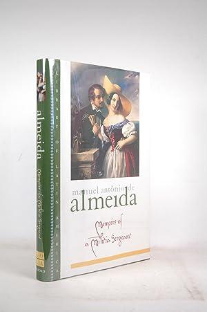 Memoirs of a Militia Sergeant (Library of: de Almeida, Manuel