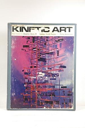 Four Essays on Kinetic Art: etc., Bann, Stephen