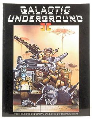 Galactic Underground II: The Battlelord's Player Companion: Ben Pierce, Lawrence