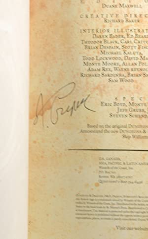 Monsters of Faerun Dungeons Dragons d20: James Wyatt, Rob