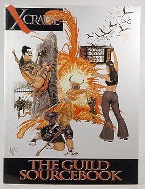 Xcrawl The Guild Sourcebook: Lasalle, Brendan