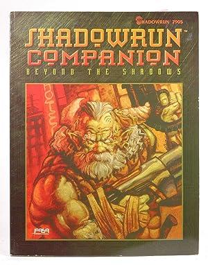Shadowrun Companion: Beyond the Shadows: Bush, Zach, Jacobson,