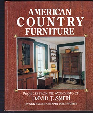 American Country Furniture David T Smith