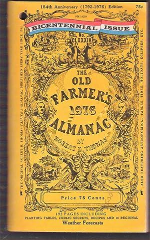 The Old Farmer's Almanac - 1976 -: Thomas, Robert B.