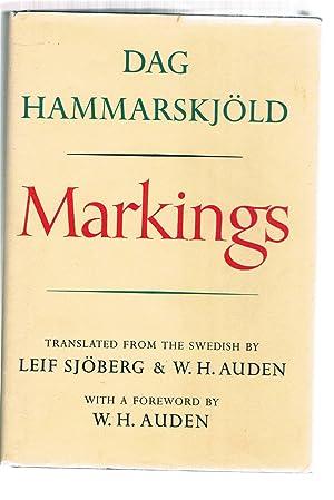 Markings: Dag Hammarskjöld; Translator-Leif