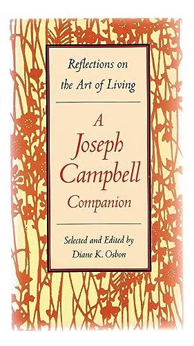 A Joseph Campbell Companion: Reflections on the: Osbon, Diane K.