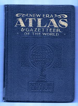 New Era Atlas & Gazetteer of the: World Syndicate Publishing