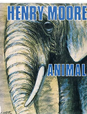 Henry Moore, Animals: Strachan, W. J.;Moore,