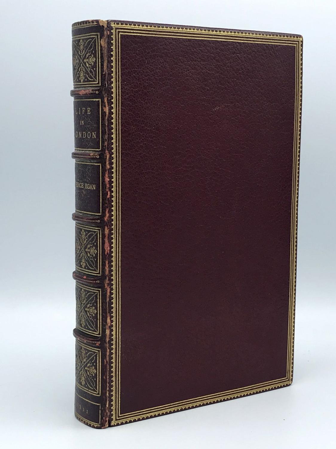 Life in London: Or, the Day and Night Scenes of Jerry Hawthorn, Esq. and His Elegant Friend, ...