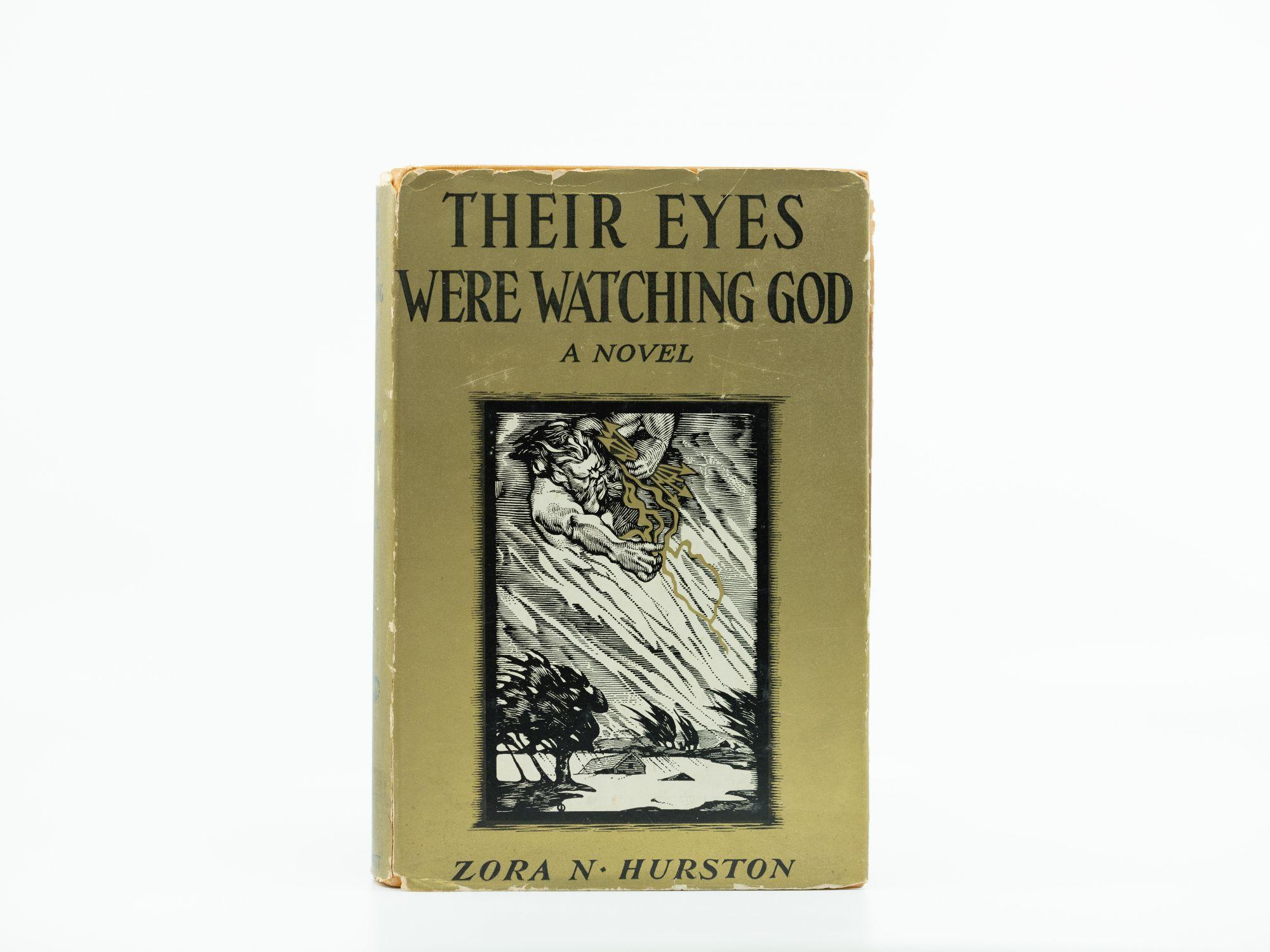 their eyes were watching god author
