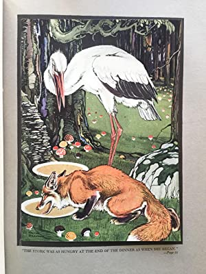 An Argosy of Fables: A Representative Selection from the Fable Literature of Every Land and Age ...