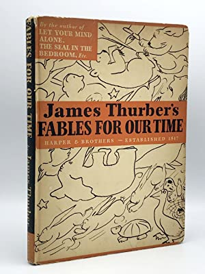Fables for Our Time and Famous Poems Illustrated: THURBER, James