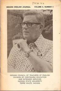 Indiana English Journal, Volume 8, Number 4: Stuart, Jesse