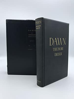 Dawn: A History of Myself: Dreiser, Theodore