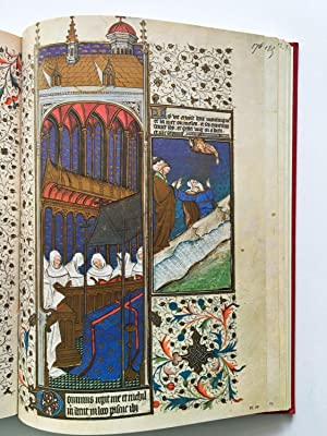The Rohan Master: A Book of Hours: FACSIMILE -- MEISS, Millard, introduction; Marcel THOMAS, ...
