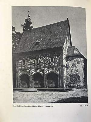 Bauten und Landschaft in Hessen und Nassau: BINGEMER, Heinrich and Guido SCHOENBERGER