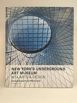 New York's Underground Art Museum: MTA Arts & Design: BLOODWORTH, Sandra and William AYRES
