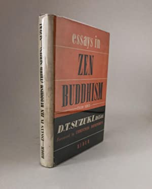 Essays in Zen Buddhism (Third Series): SUZUKI, Daisetz Teitaro (1870-1966)
