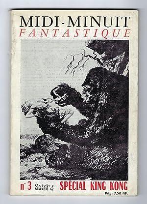 Midi-Minuit Fantastique. No. 3 Spécial King Kong: LOSFELD, Eric, publisher