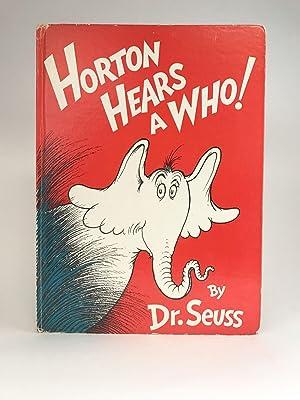 Horton Hears a Who!: SEUSS, Dr