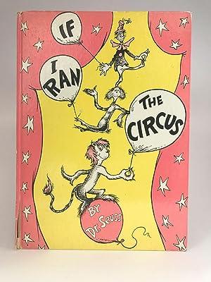 If I Ran the Circus: SEUSS, Dr