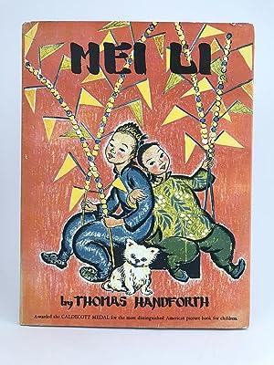Mei Li: HANDFORTH, Thomas
